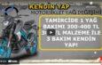 Motorsiklet Yağ Değişimi Nasıl Yapılır? Motorsiklet yağ Filtresi Nasıl Değiştirilir? CF MOTO 150 NK